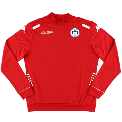 2015-16 Wigan Training Jumper XL