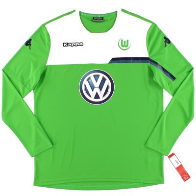 2015-16 Wolfsburg Training Shirt L/S *w/tags* XL