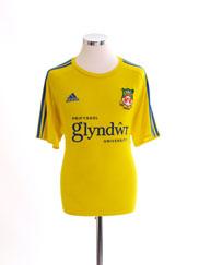 2015-16 Wrexham Away Shirt L
