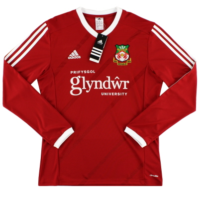 2015-16 Wrexham Home Shirt *w/tags* L/S M