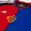 2015-17 FC Basel Player Issue Home Shirt L/S *BNIB*