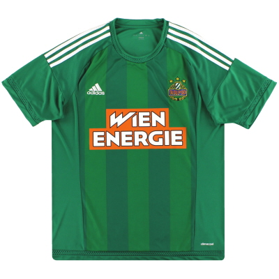 2015-17 Rapid Vienna adidas Home Shirt L