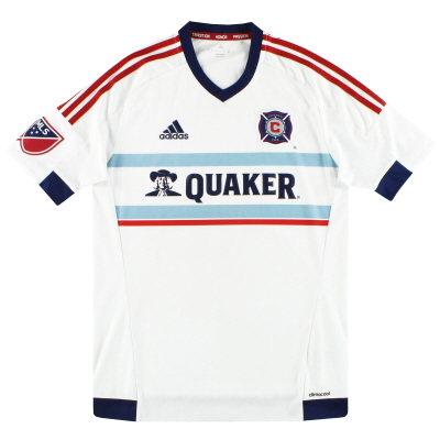 2015 Chicago Fire adidas Away Shirt S
