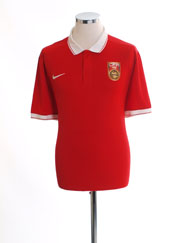2015 China 'Authentic' Home Shirt XL