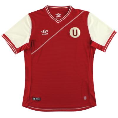 2015 Universitario Umbro Away Shirt  *Mint* M