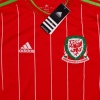 2015 Wales Home Shirt *BNWT* S