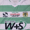 2015 Yeovil Town 'F.A. Cup vs Manchester United' Home Shirt *BNWT* L