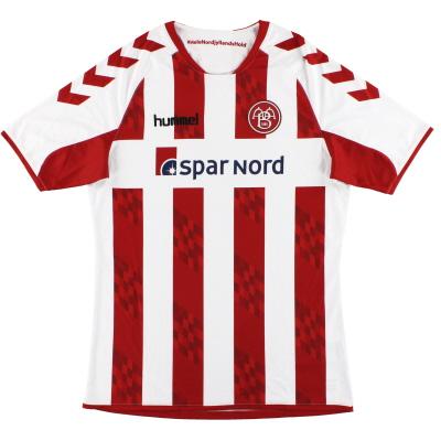 2016-17 Aalborg BK Hummel Home Shirt *As New* L