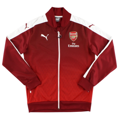 2016-17 Arsenal Puma Stadium Jacket S