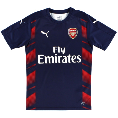 2016-17 Arsenal Puma Training Shirt *Mint* S