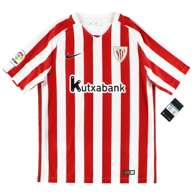 2016-17 Athletic Bilbao Nike Home Shirt *w/tags* M