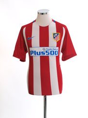 2016-17 Atletico Madrid Home Shirt *Mint* M