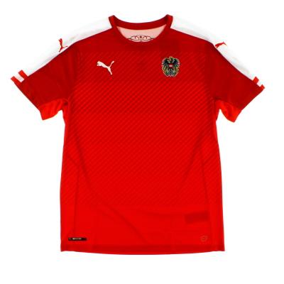 2016-17 Austria Home Shirt *BNIB*