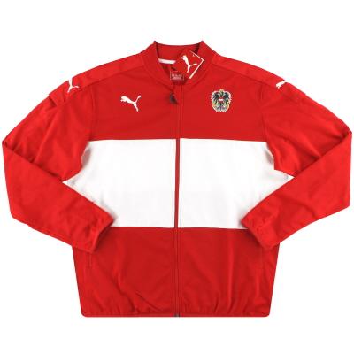 2016-17 Austria Puma Stadium Track Jacket *BNIB*