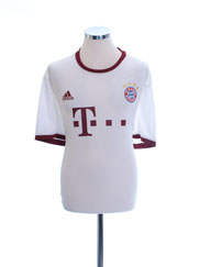2016-17 Bayern Munich Third Shirt *w/tags* XXL