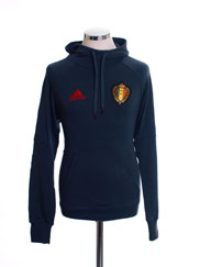 2016-17 Belgium adidas Hooded Sweat Top *BNIB*