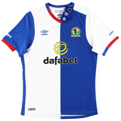 2016-17 Blackburn Umbro Home Shirt *BNIB*