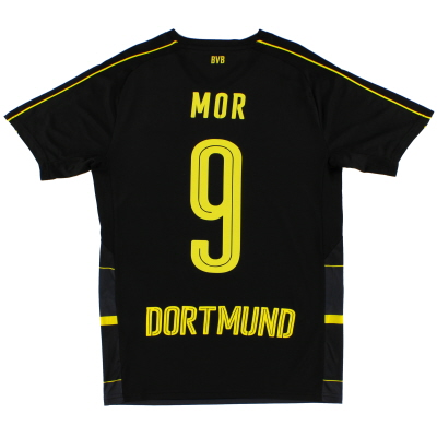 2016-17 Borussia Dortmund Away Shirt Mor #9 S