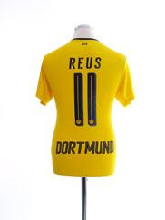 2016-17 Borussia Dortmund Home Shirt Reus #11 M