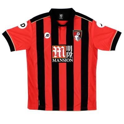 2016-17 Bournemouth Home Shirt