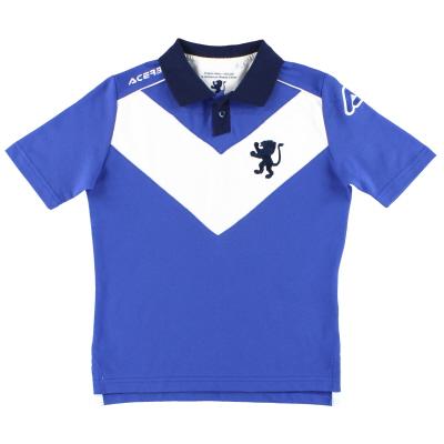 2016-17 Brescia Acerbis Polo Shirt *BNIB* 3XS