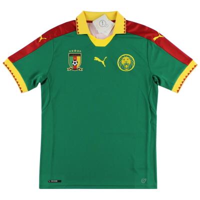 2016-17 Cameroon Home Shirt *BNIB*