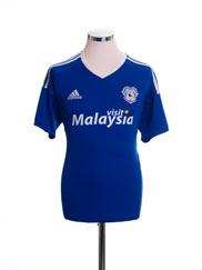2016-17 Cardiff City Home Shirt *BNIB*
