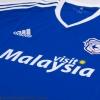 2016-17 Cardiff City Home Shirt *BNIB*