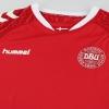 2016-17 Denmark Hummel Women's Home Shirt *BNIB* 3XL