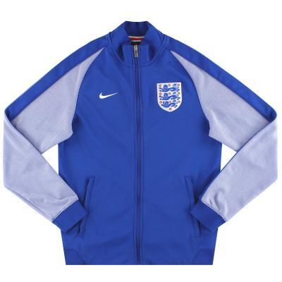 2016-17 England Nike Track Jacket S