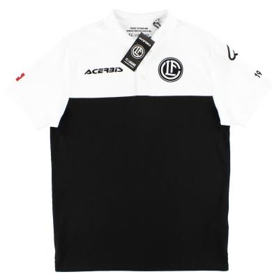 2018-19 FC Lugano Acerbis Polo Shirt *BNIB*