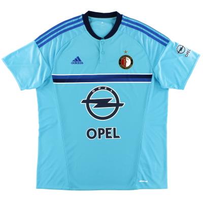 2016-17 Feyenoord Away Shirt *Mint* XL