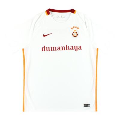 2016-17 Galatasaray Nike Away Shirt L