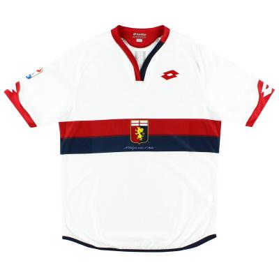 2016-17 Genoa Away Shirt XL