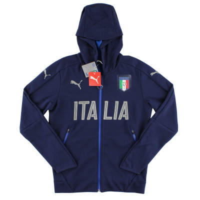 2016-17 Italy Puma Casual Performance Zip-Front Jacket *BNIB*