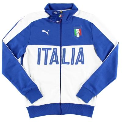 2016-17 Italy Puma Fanwear Track Jacket *BNIB*