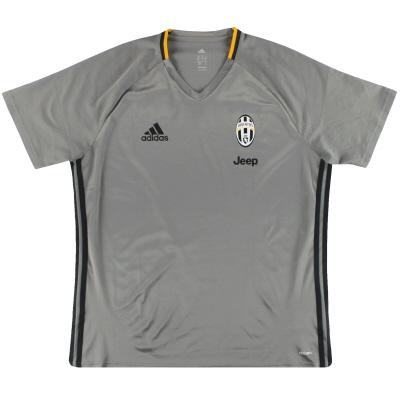 2016-17 Juventus adidas adizero Training Shirt XL