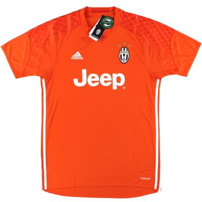 2016-17 Juventus adidas Goalkeeper Shirt *w/tags* M