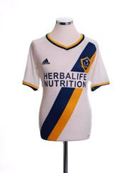 2016-17 LA Galaxy Home Shirt L