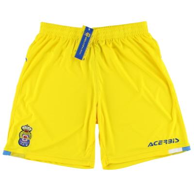2016-17 Las Palmas Acerbis Home Shorts *BNIB*