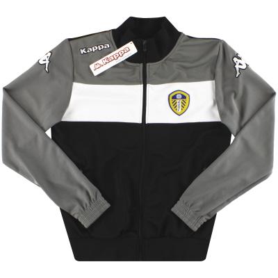2016-17 Leeds Kappa Track Jacket *w/tags* M