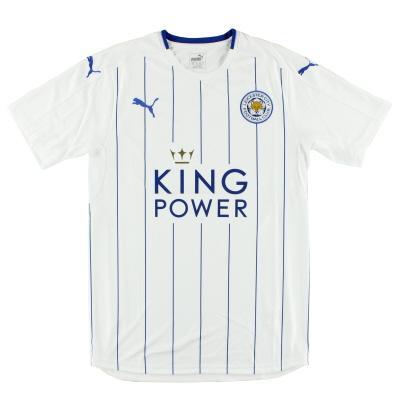 2016-17 Leicester Puma Third Shirt *BNIB*