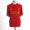 2016-17 Liverpool Home Shirt Coutinho #10 S