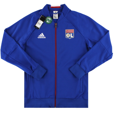2016-17 Lyon adidas Anthem Jacket *BNIB* XS
