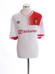 2016-17 Mallorca Away Shirt XL
