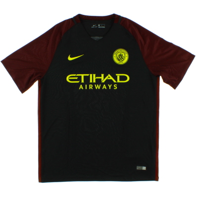 2016-17 Manchester City Away Shirt *w/tags*
