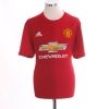 2016-17 Manchester United Home Shirt Schweinsteiger #31 S