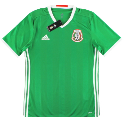 2016-17 Mexico adizero Player Issue Home Shirt *w/tags*