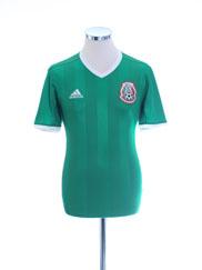 2016-17 Mexico Home Shirt *Mint* L