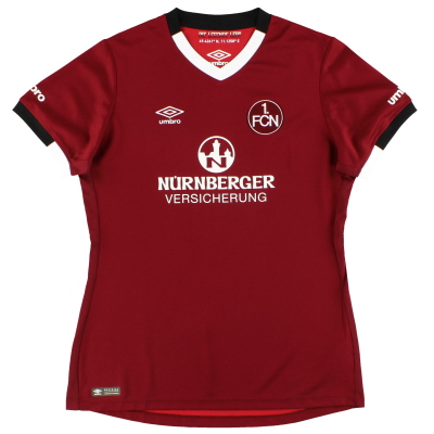 2016-17 Nurnberg Umbro Home Shirt *As New* Women's 12